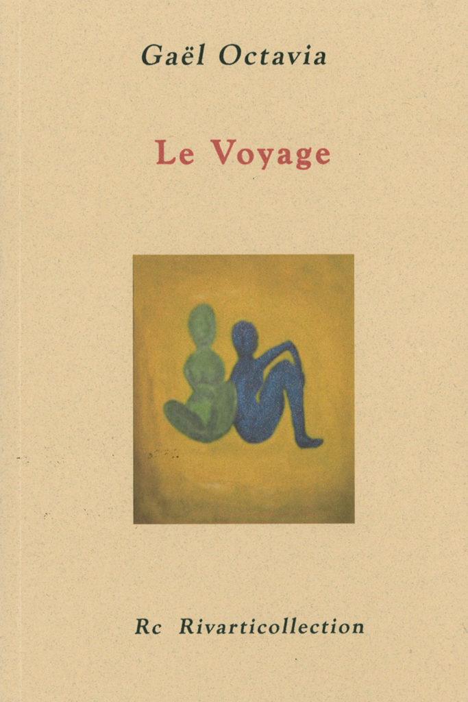 Gaël Octavia, son 1er roman arrive