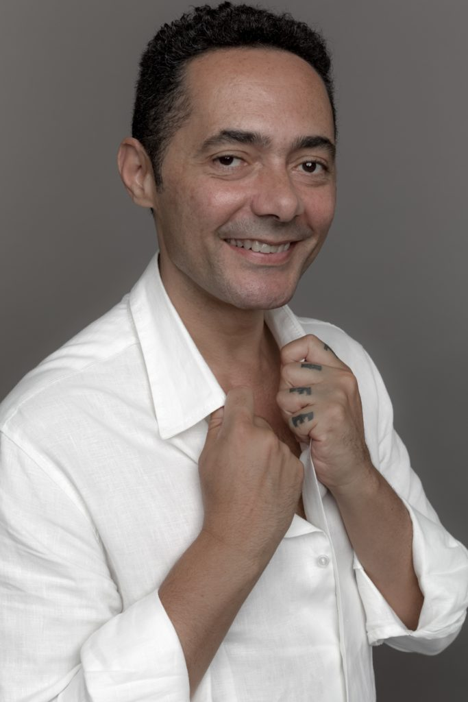 Ludovic Party, maître de ballet à Rome.