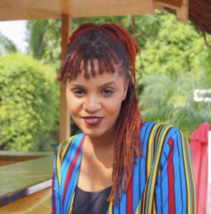 Malika Jean-François, une guadeloupéenne à l'heure du monde