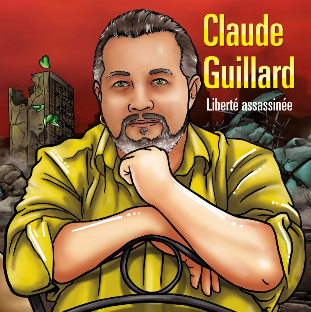 "Claude Guillard Single ""Liberté Assassinée"""