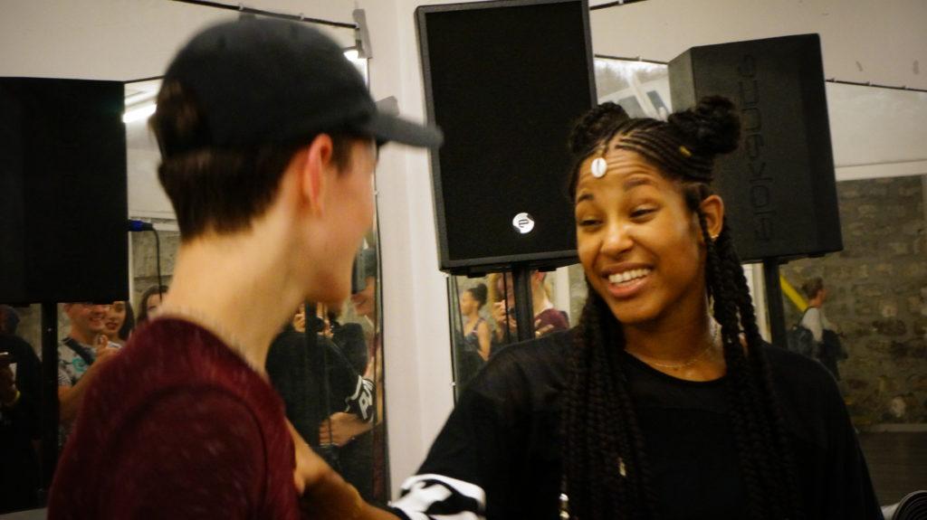 Sisley Loubet, danser pour revenir en Guyane