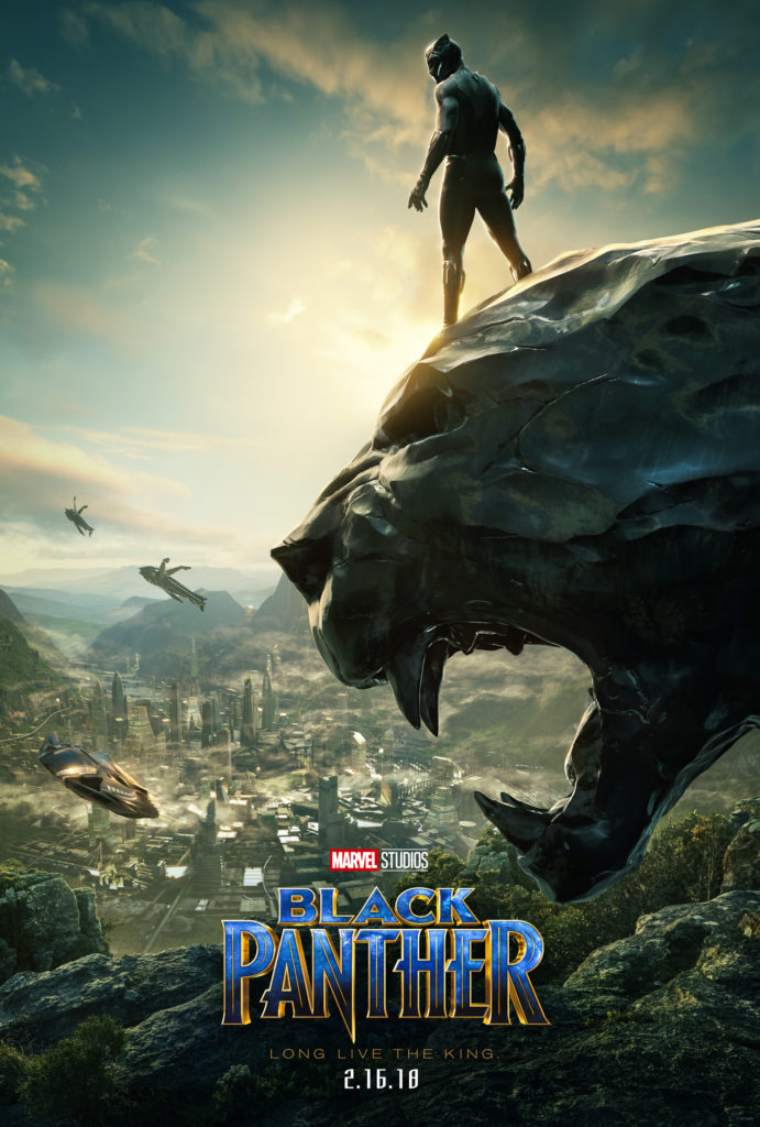 Black Panther, le super-héros Noir de Marvel