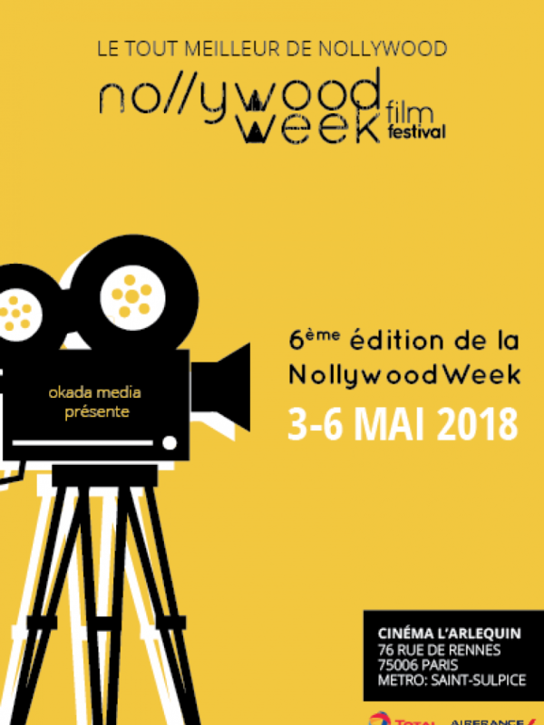 Hollywood Week, from Lagos with love