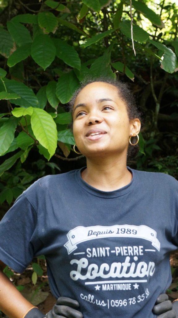 Kora Bernabé : le cacao, Or Noir de la Martinique